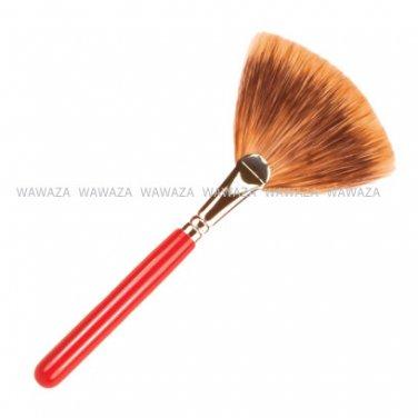 Fan shaped Japanese Makeup Brush