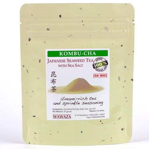 Kombucha Seaweed and Sea Salt Tea