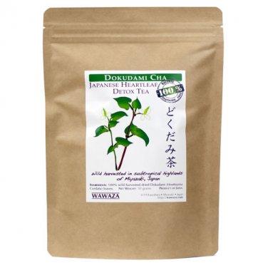 Heartleaf Dokudami Japanese Detox Tea (Houttuynia cordata)