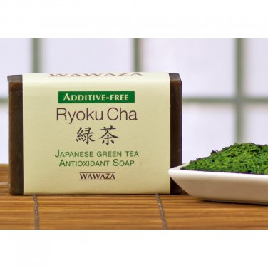 Japanese Green Tea Antioxidant Soap