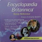 Encyclopedia Britannica Ready Reference + Webster's 10th Collegiate Dictionary - NEW - FREE Shipping