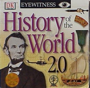 DK Eyewitness History Of The World 2.0 - NEW CD-ROM - FREE Shipping