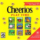 Cheerios Playtime by Simon & Schuster for Ages 3-5 - XP Compatible - NEW CD-ROM - FREE Shipping