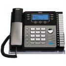 NEW RCA ViSYS 25423RE1-A 4-LINE Multi-Line BLACK/SILVER Business Feature PHONE