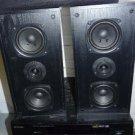 Complete Kenwood Audio Video System 200 CD 5 Speakers