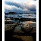 A4 Framed Landscape Print - After The Storm