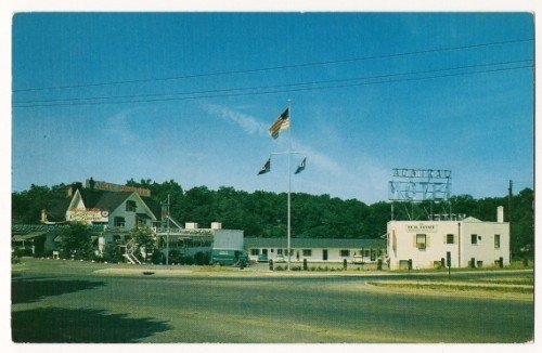 The jolly fisherman norwalk connecticut postcard for Craft store norwalk ct