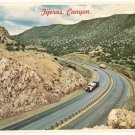 Tijeras Canyon New Mexico-US Highway 66 Route 66