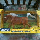 BREYER Weather Girl Sunny #1463 treasure hunt WITHOUT UPC
