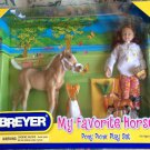 Breyer My Favorite Horse Pony Picnic Play Set #1387