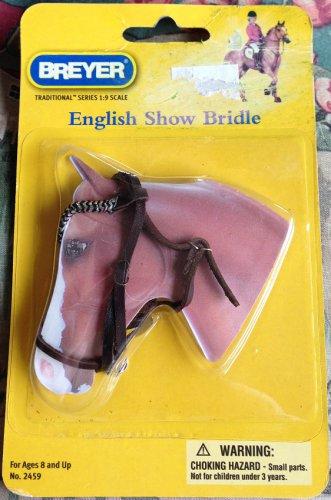 BREYER English Show Bridle #2459