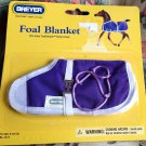 BREYER Foal Blanket #2475 Purple with Halter
