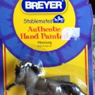 BREYER Stablemates Mustang #5907 G3 Rearing Andalusian