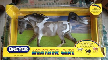 BREYER Weather Girl Partly Cloudy #1464