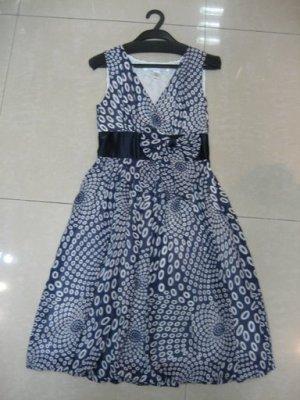 Diane Von Furstenberg Silk Jersey  V Neck Dress
