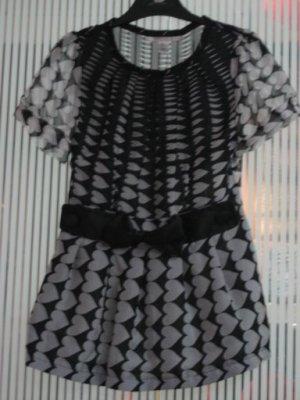 Marc Jacobs Silk Heart Blouse