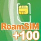 RoamSIM +100