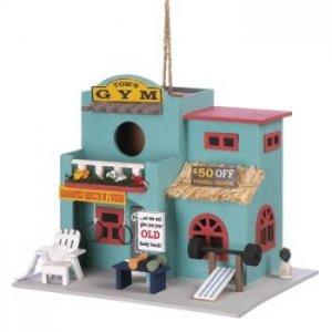 14775 - NEW> Fifties Diner Birdhouse