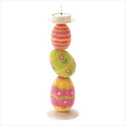 12622 - Easter Egg Tealight Holder - EASTER SPECIAL
