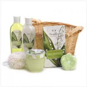 14430 ~ Lily Bath And Body Gift Set ~ Mother's Day Special