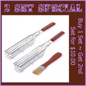 14466 ~ Shish Kebab Set