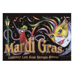 Mardi Gras Short Sleeve T-Shirts