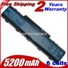 Free shipping 6 cell New Battery for Acer Aspire 4730 4730Z 5735 4710