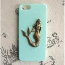 Steampunk Mermaid hard case For Apple iPhone 5 5s case cover
