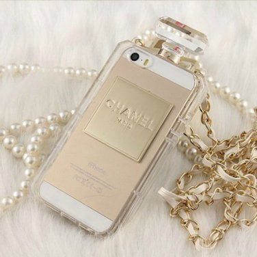 PERFUME BOTTLE IPHONE 4 4S CASE CLEAR TPU