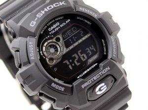 CASIO G-Shock GR8900A-1 GR8900A-1 Solar Black Free Shipping