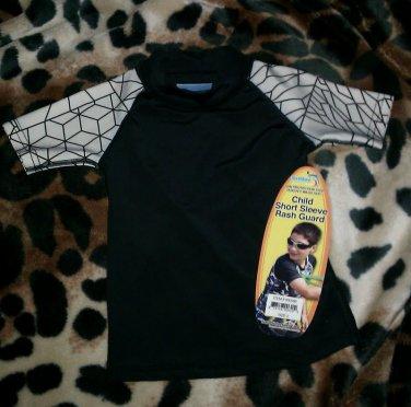 Rash Guard Shirt - Boys Size 2