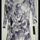Daisy Fuentes Ladies Blouse/Shirt - Size XS (Misses) Retail $40