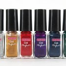 Nutra Nail Gel Perfect 5 min Gel-Color Manicure - Color Torenia (Purple)