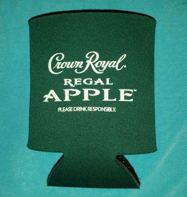 Crown Royal Apple Regal Koozie Set of 2