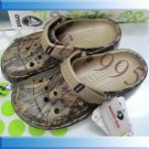 NEW Crocs™ OFF ROAD MOSSY OAK men's sz;M6/W8-M10/W12