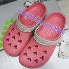 NEW CROCS™ mickey women's rose shoes SZ:M3/W5&US S/M/L