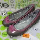 New CROCS™ lily coffee women's shoes Sz:W5-W8=EUR35-39