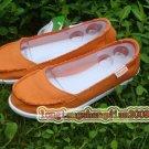 CROCS™ Santa Cruz Women' shoes orange SZ:W6-W9=EUR37-40