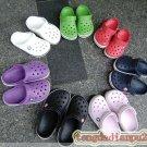 7 color CROCS crocband children' kid' shoe sz:6C7-12C13