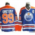 Wholesale - Hockey jerseys Edmonton Oilers orange Gretzky #99 training clothes