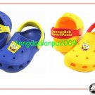 Wholesale - GENUINE CROCS kid's spongbob shoe sandal sz:6C7-12C13