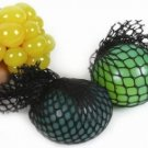 12 Mesh Squish Balls - Changes Color!