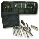 27 Pc. Tool Kit w/ Canvas Case