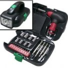 25 Piece Tool Kit with Flash Light