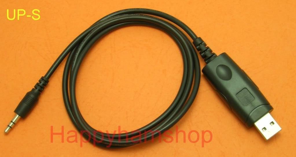 USB Programming cable for Icom Handheld transceiver IC-V85 IC-V82 IC-V8 IC-T90