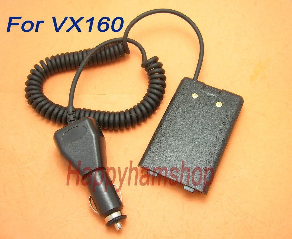 Battery Eliminator for Yaesu Vertex VX800 VXA120  202