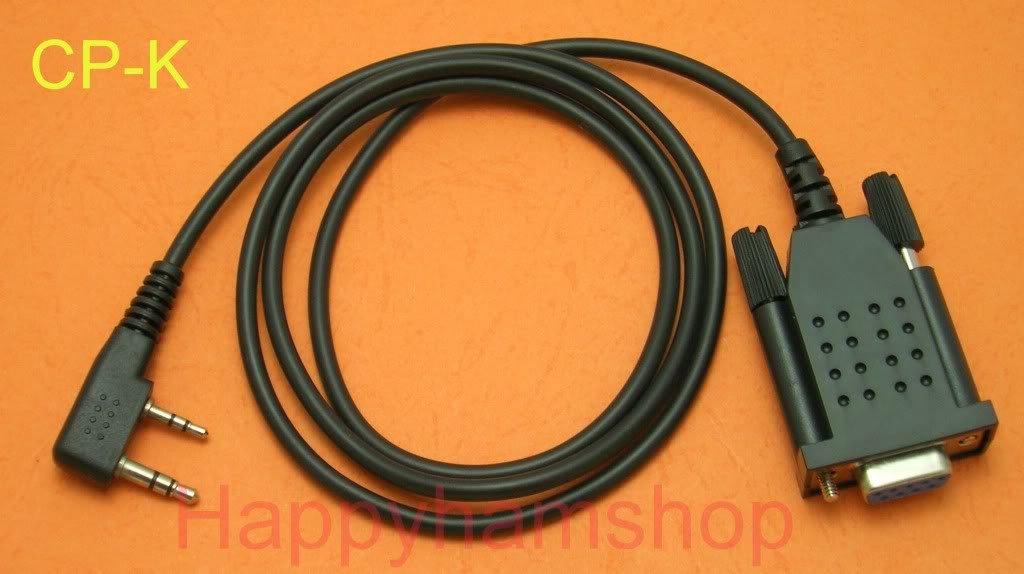 programme cable 4 Kenwood TK-3107 TK-2160 TK208 TK3102