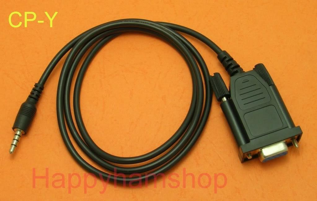 CAT Programm cable for Yaesu yeasu Vertex  VX-5R VX300