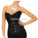 Free shipping Sexy corset lingerie wholesales, brocade corset