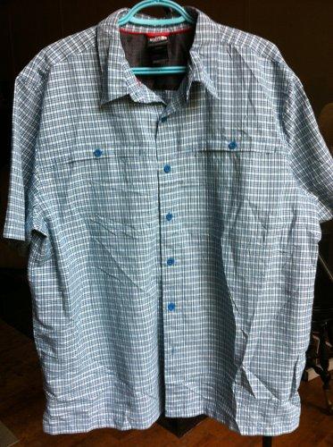 Men's  The North Face Button Shirt XL